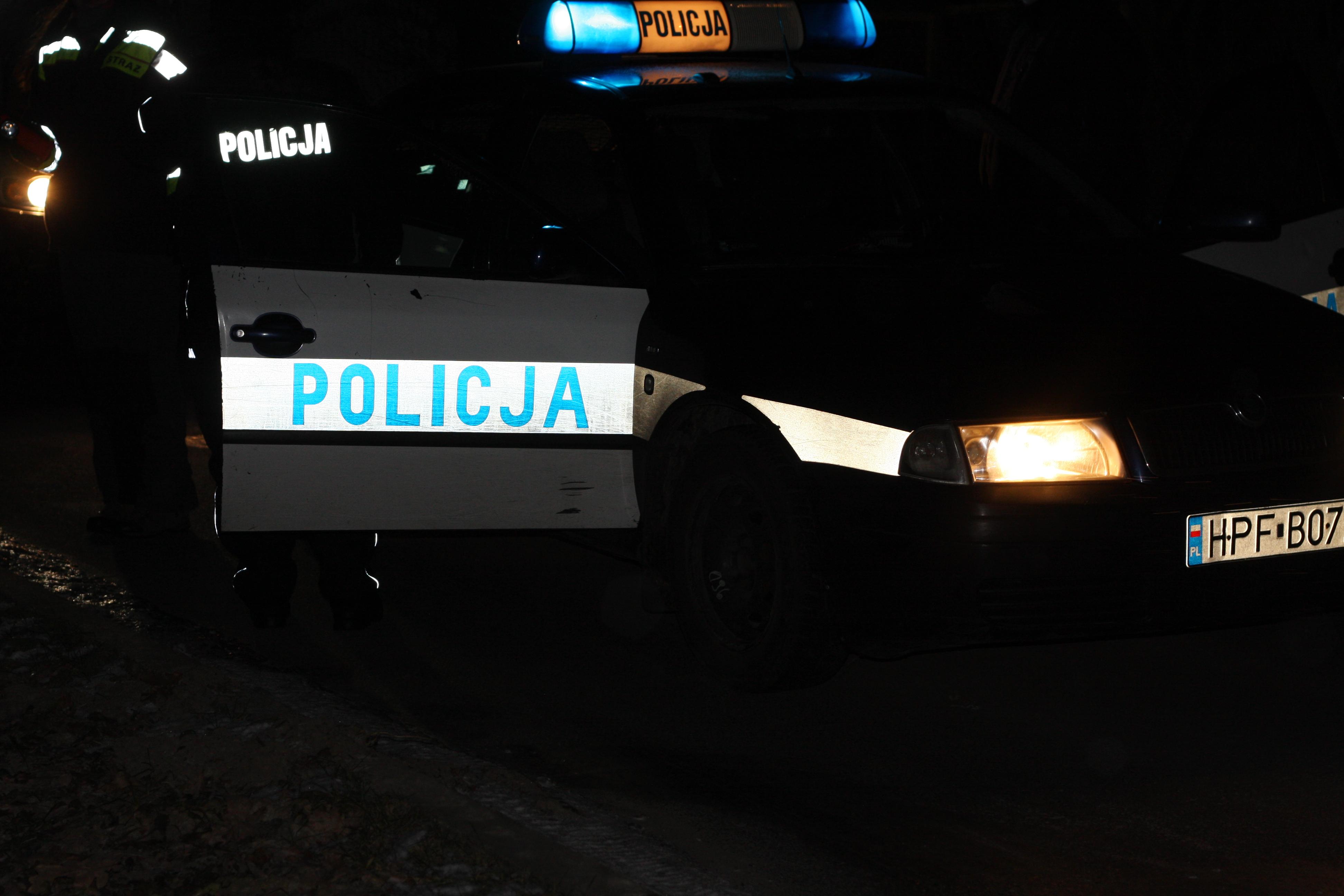 Zatrzymali pijanego kierowcę i wezwali policję