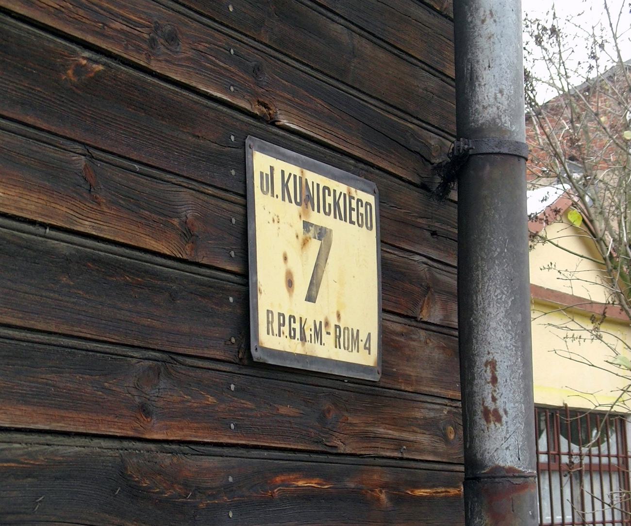 Nie będzie ulic Kunickiego i Jaszuńskiego?