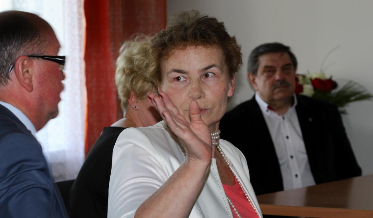 Bożenna Kozłowska odeszła z PiS