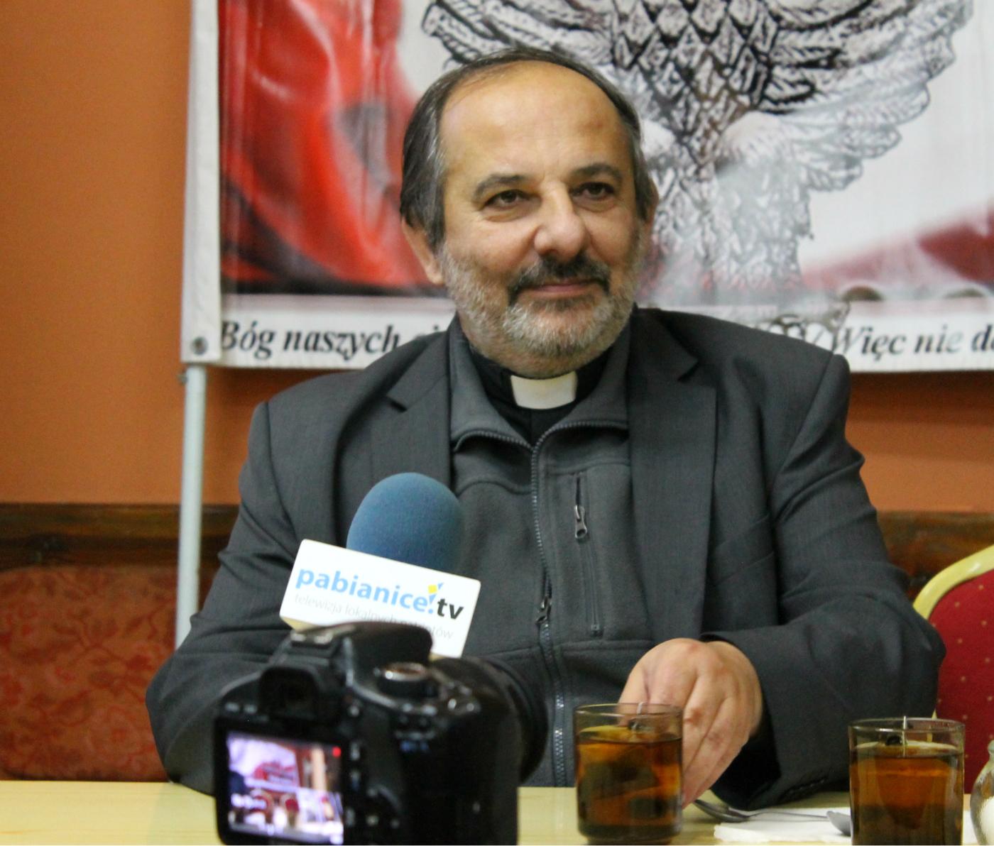 Co powiedział ks. Isakowicz-Zaleski w Pabianicach? [VIDEO]