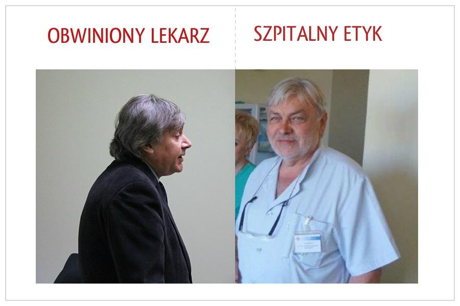 Krzyżanowski badał etykę Lesmana