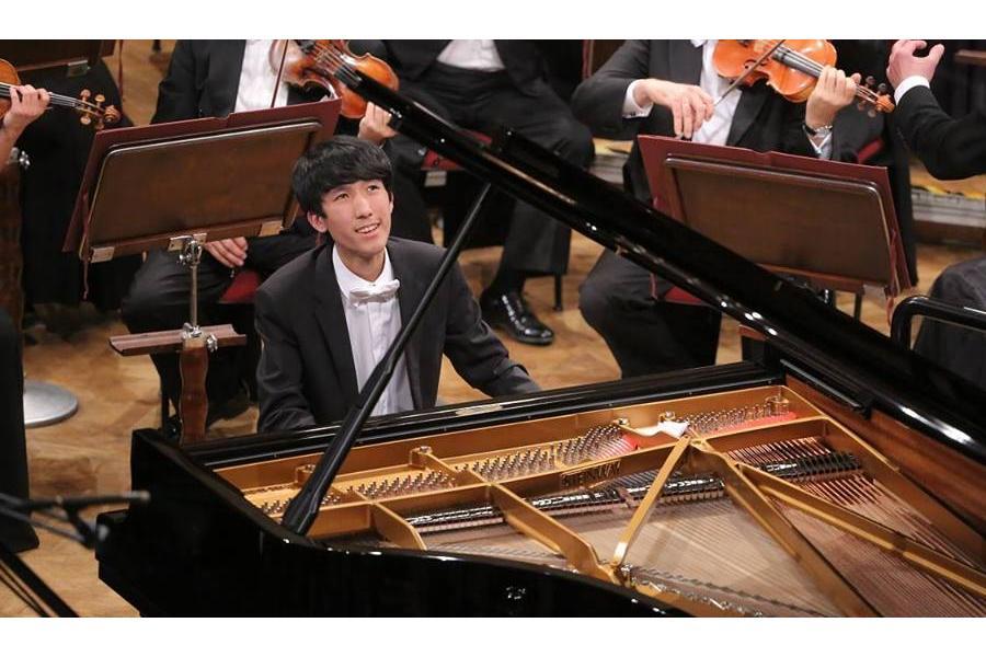 Eric Lu w Pabianicach. Nadzwyczajny koncert