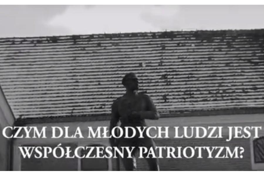 Czym jest dla nich nowoczesny patriotyzm? [VIDEO]