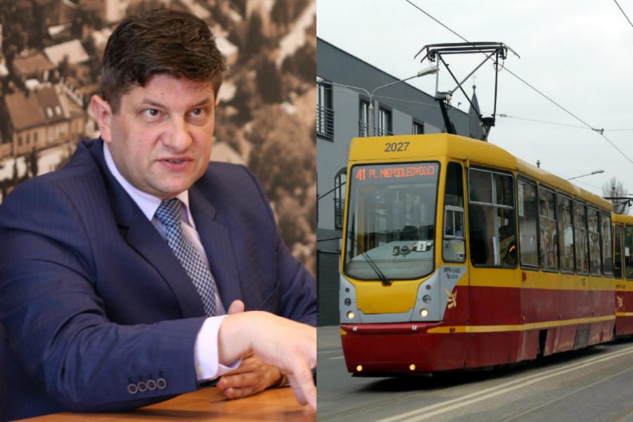 Prezydent wprowadził w błąd w sprawie tramwaju