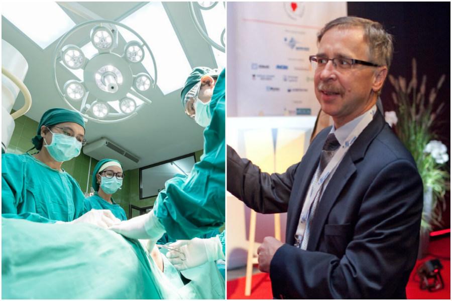 Nasz lekarz uratował w Krakowie ciężko chore dziecko