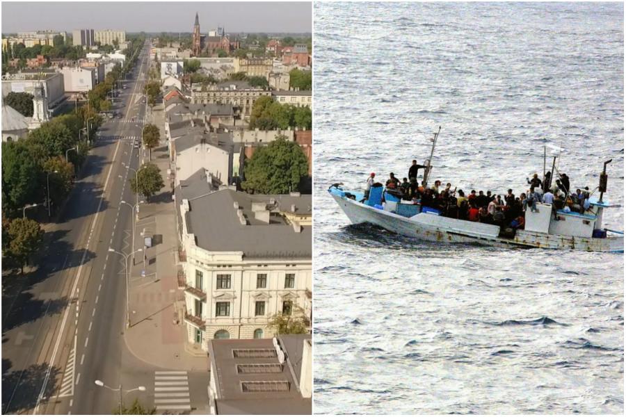 """Radni chcą uchodźców, ale nie """"migrantów ekonomicznych"""" [VIDEO]"""