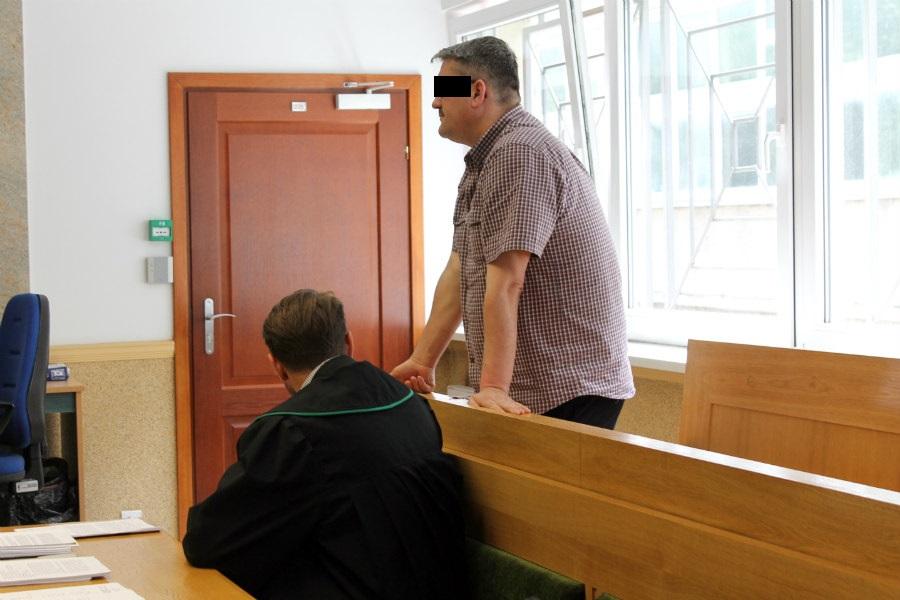 Prezes Jarosław K. ponownie stanął przed sądem