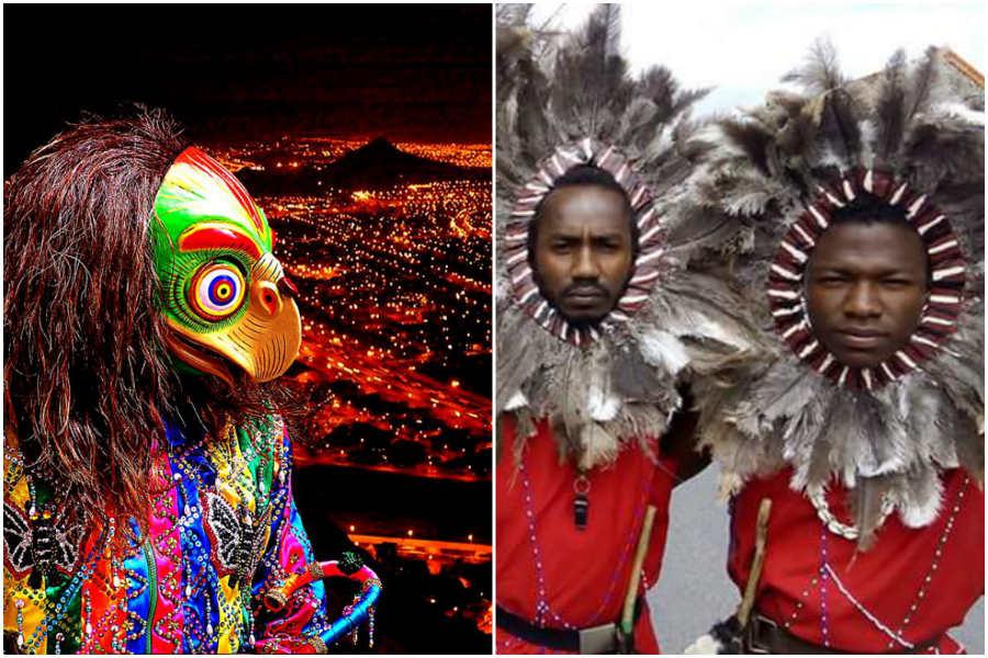 Kenijski i peruwiański folklor? POLKĘ czas zacząć!