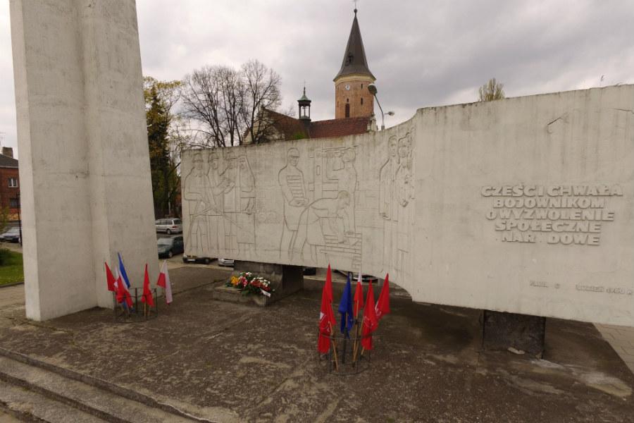 Usunięcie tego pomnika może złamać prawo