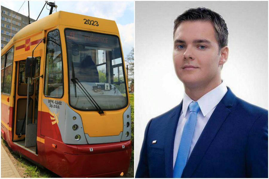 Poseł apeluje do marszałka w sprawie tramwaju