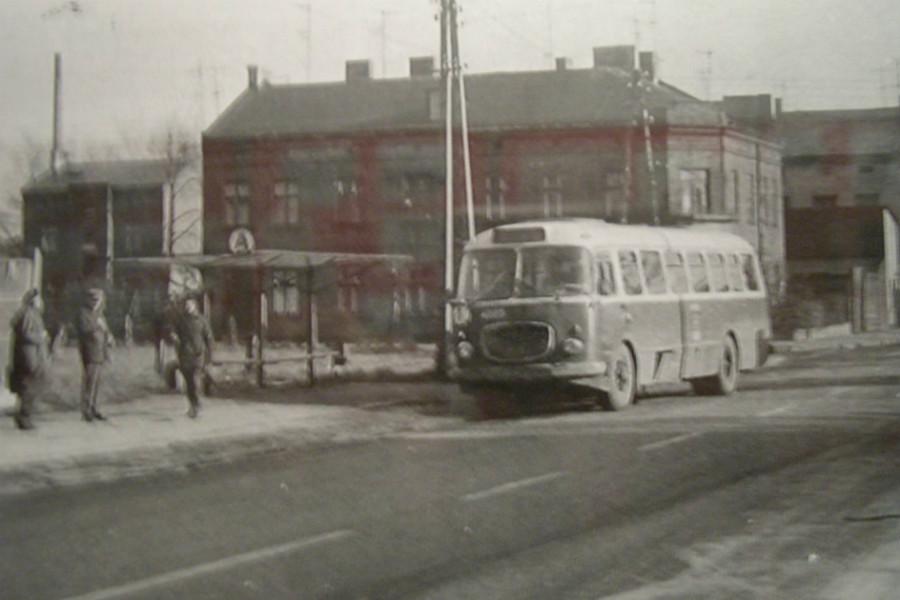 45 lat temu uruchomiono pierwszą linię autobusową w Pabianicach