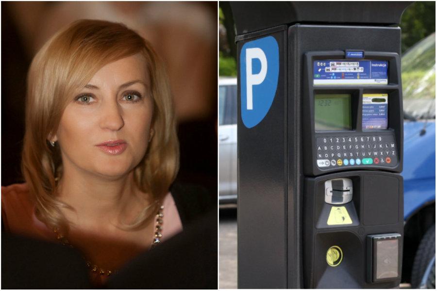 Radna: A dlaczego parking przed szpitalem ma nie być płatny 24 godziny? [VIDEO]