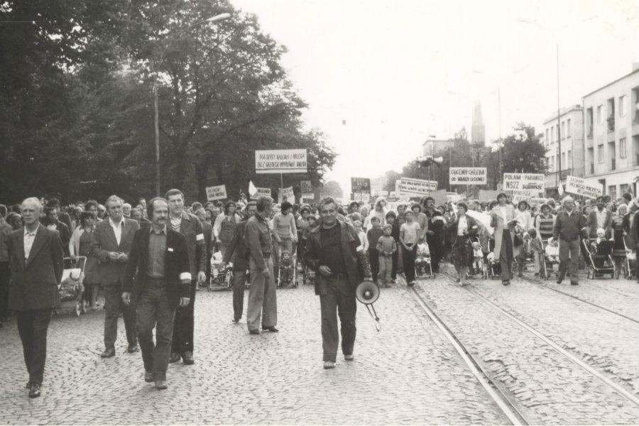 Powstanie pabianickiej Solidarności
