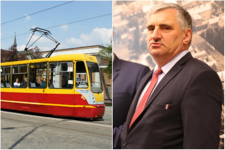 Wójt jednak sypnął groszem na tramwaj