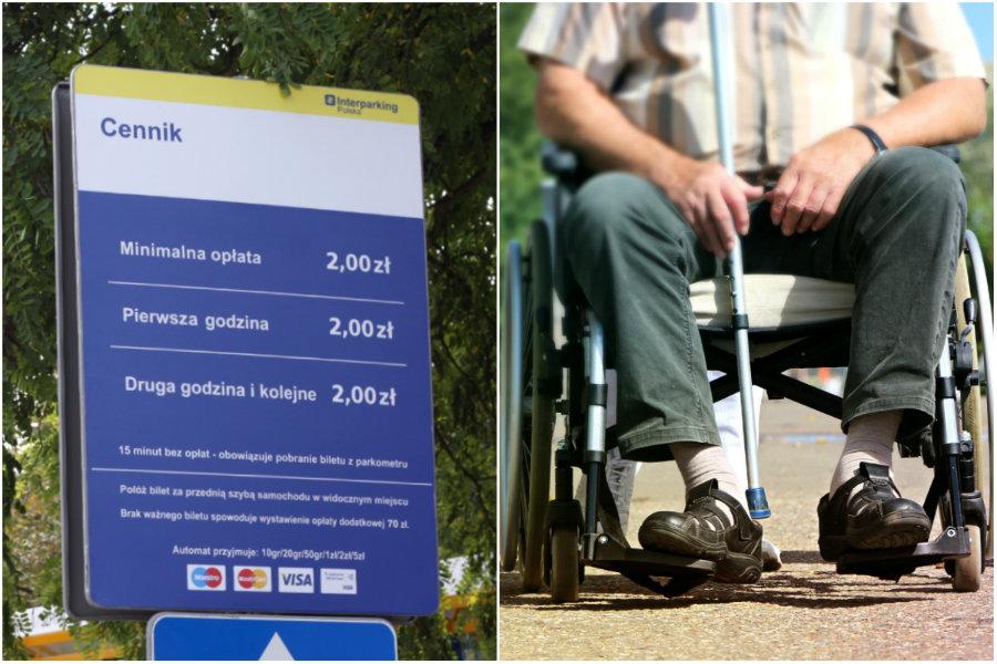 Parking PCM: Niepełnosprawni też zapłacą. Dostaną zniżkę…