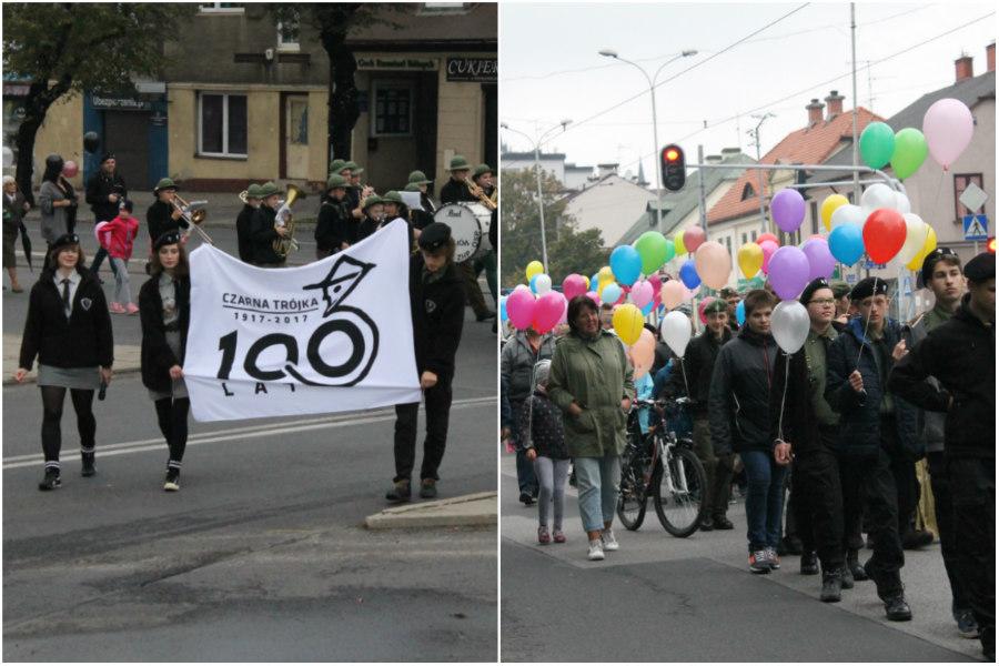 """100. urodziny 3. PDH """"Czarnej Trójki"""" [ZDJĘCIA, VIDEO]"""