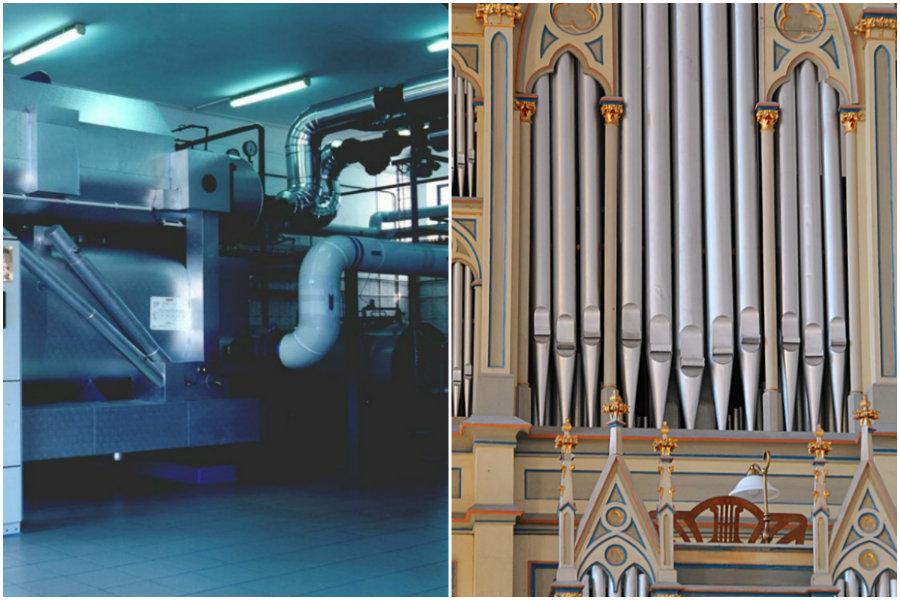 Można głosować na pogadanki geotermalne i koncerty organowe