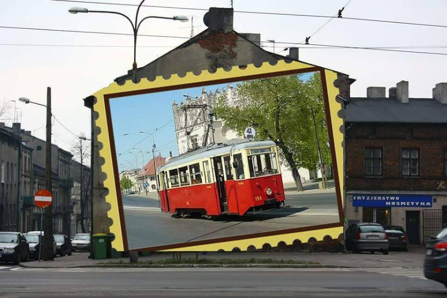 Tramwajowy mural? Wystarczy, jeśli mieszkańcy…