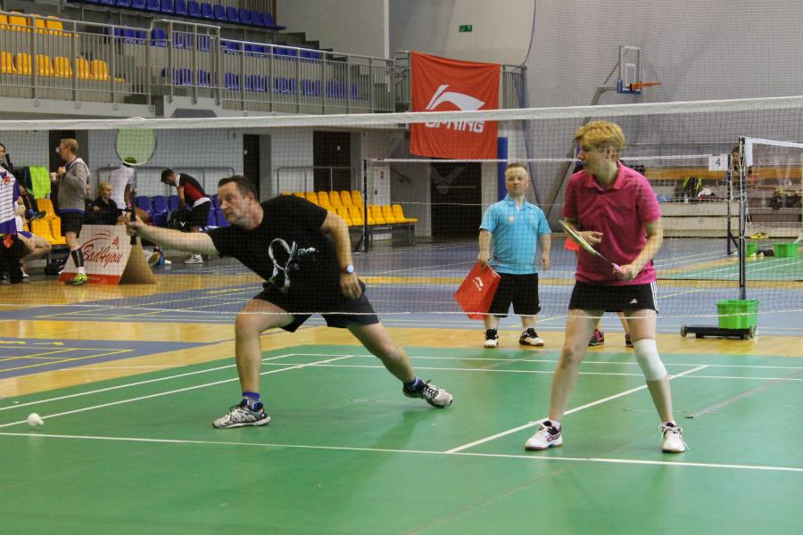 Pabianice coraz mocniejsze w wyjątkowym badmintonie