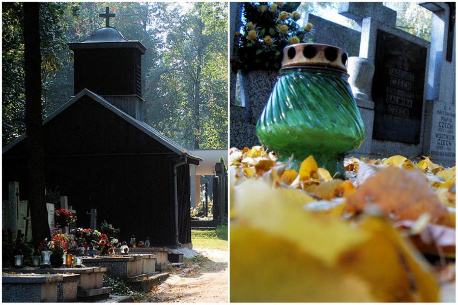 Pabianickie cmentarze - historia, zabytki i... rola w filmie