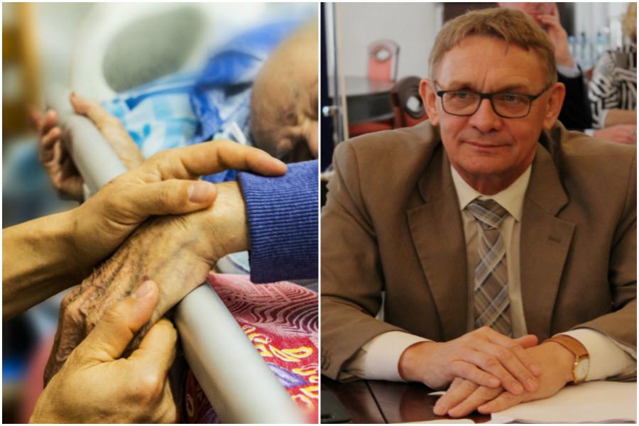 Ukrainki nie chcą pracować w DPS. Starosta proponuje Syryjki
