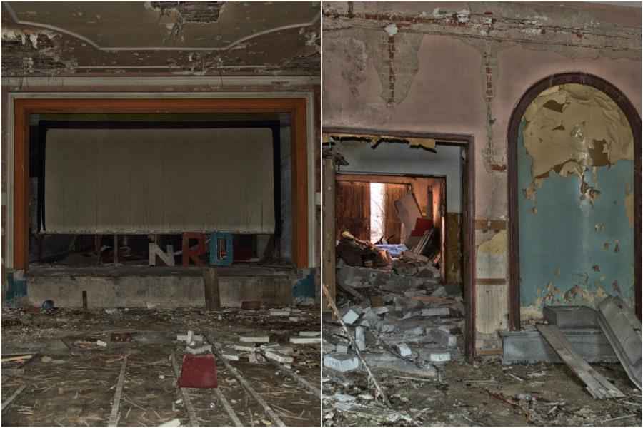 Kinoteatr Mazur (ex Luna) – woń historii, woń przygody