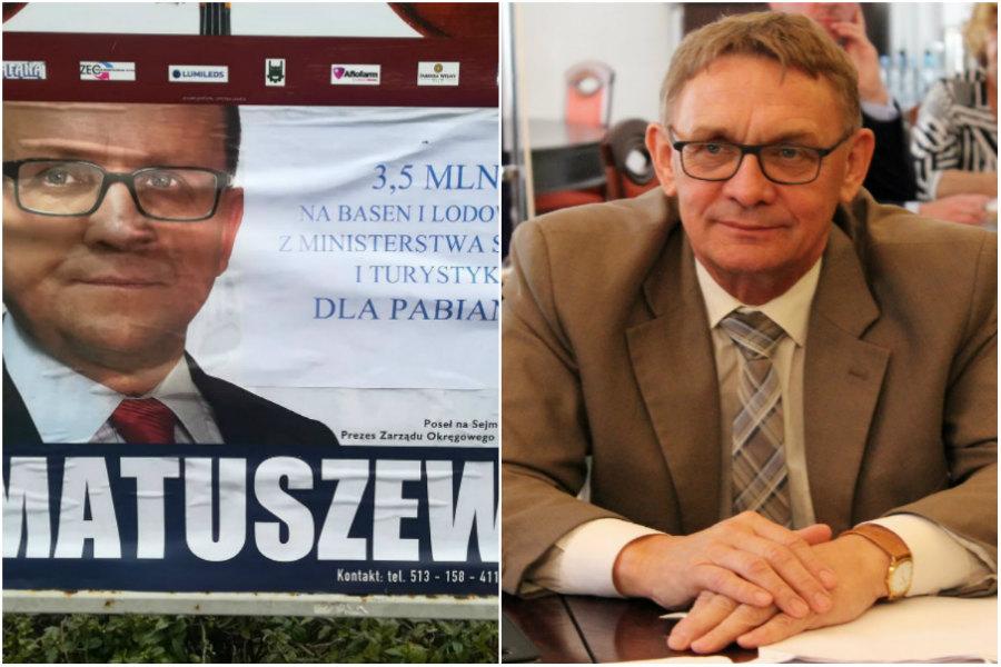 Starosta odda 3,5 miliona zł do ministerstwa!