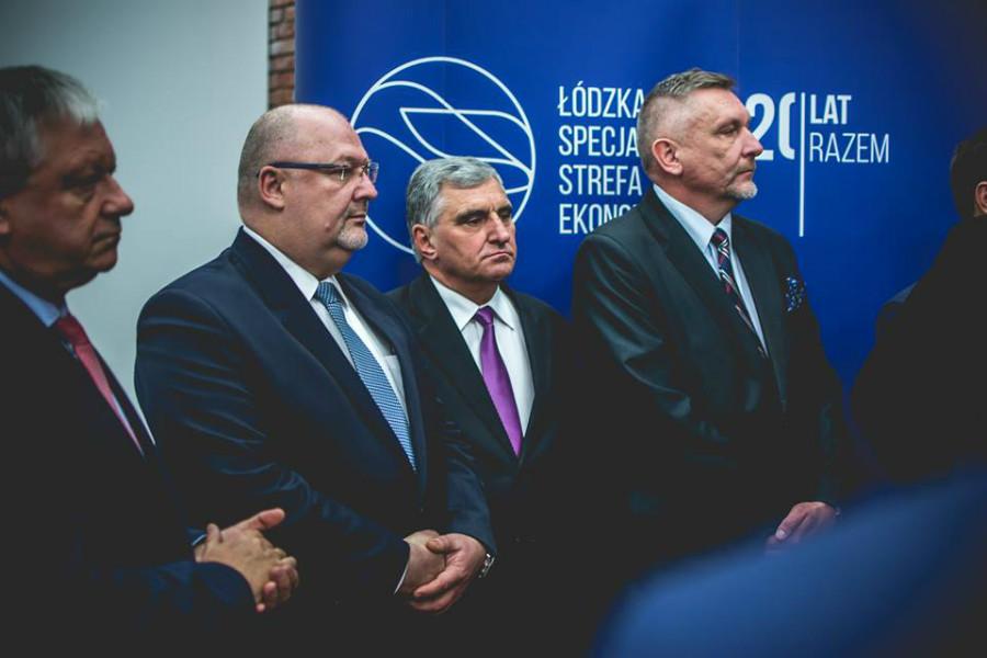 Polityczne wsparcie dla inwestycji w Ksawerowie