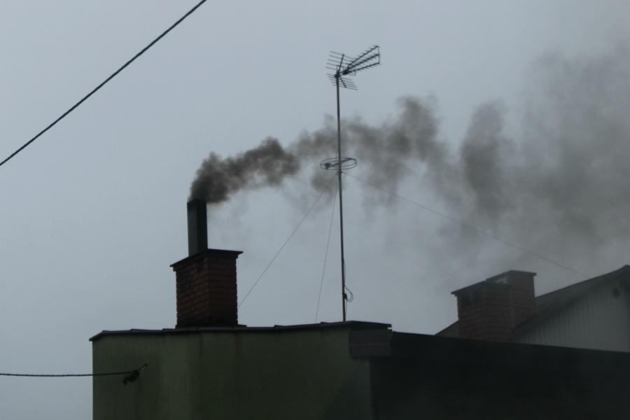 Smog bardzo groźny w najbliższych dniach