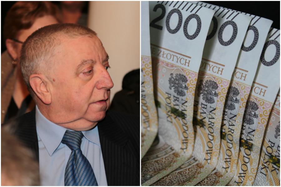 3.800 zł bezprawnie dla Żeligowskiego