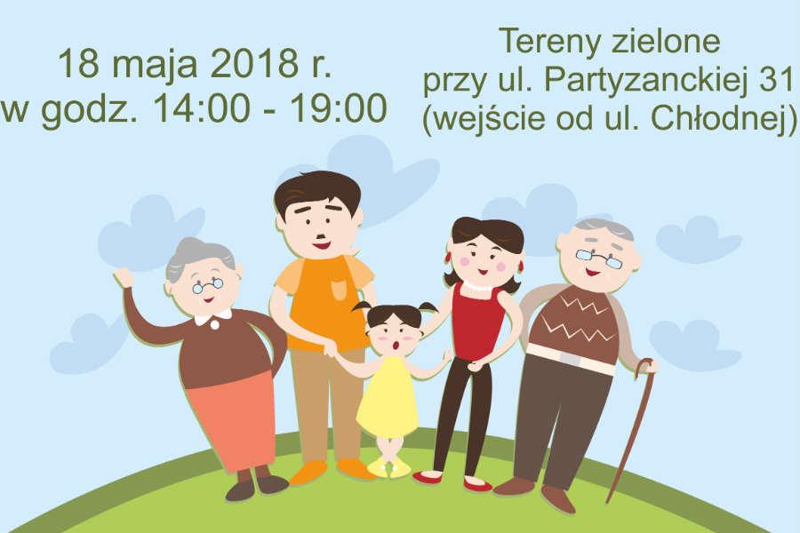 Festyn na Światowy Dzień Rodziny