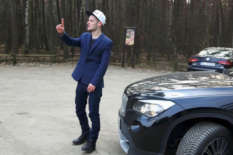 Pabianicki raper Chadek nagrał nowy utwór. Dziś premiera