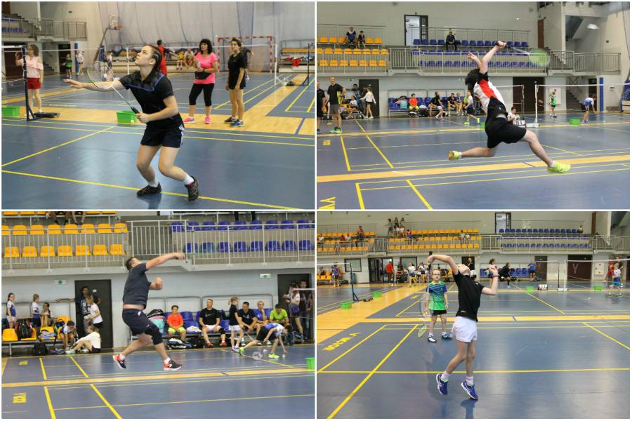 Dziś rządzi badminton
