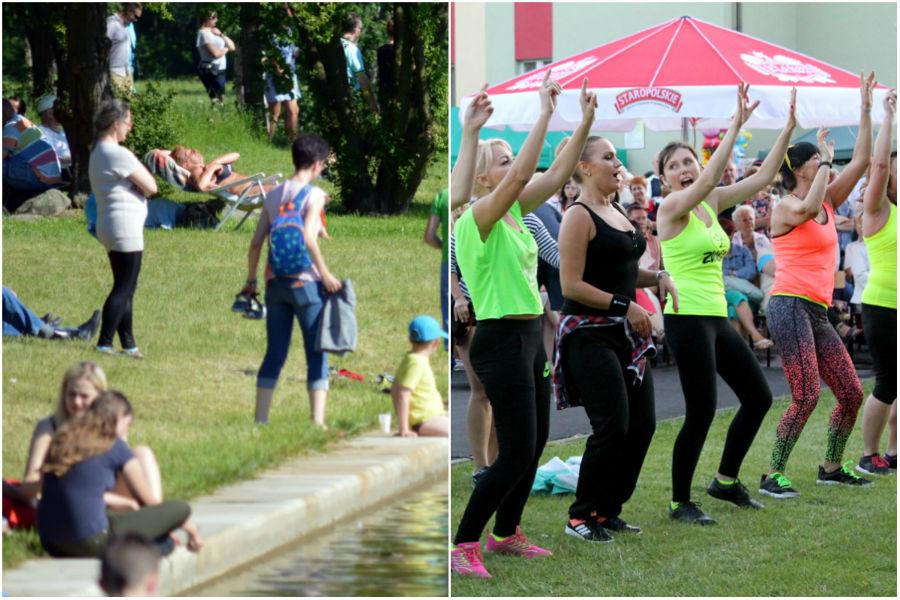 Taniec, gimnastyka, joga i capoeira dla dzieci. Będą też plażowe turnieje