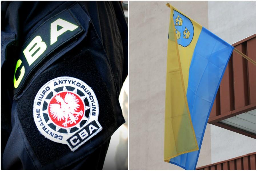 CBA powiadomiło prokuraturę o podejrzeniu popełnienia przestępstwa przez pracowników ratusza