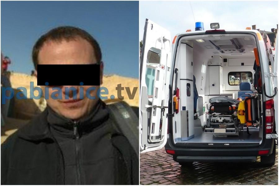 Prokuratura szuka ofiar ratownika. Radosław M. współpracował z pabianickim szpitalem