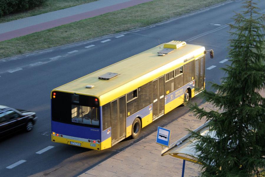 Przebudowa ul. Kilińskiego – zmiany w kursowaniu autobusów