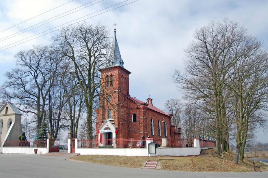 10.000 dla kościoła z funduszu sołeckiego