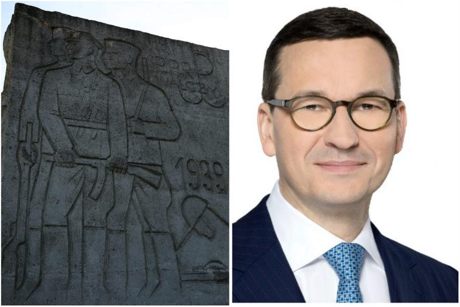 Premier Morawiecki nie stanie obok reliktu PRL-u na Starym Rynku