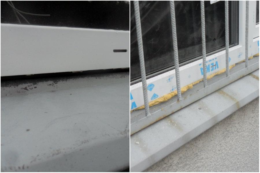 Szpitalny patent na montaż nowych okien ze starymi parapetami