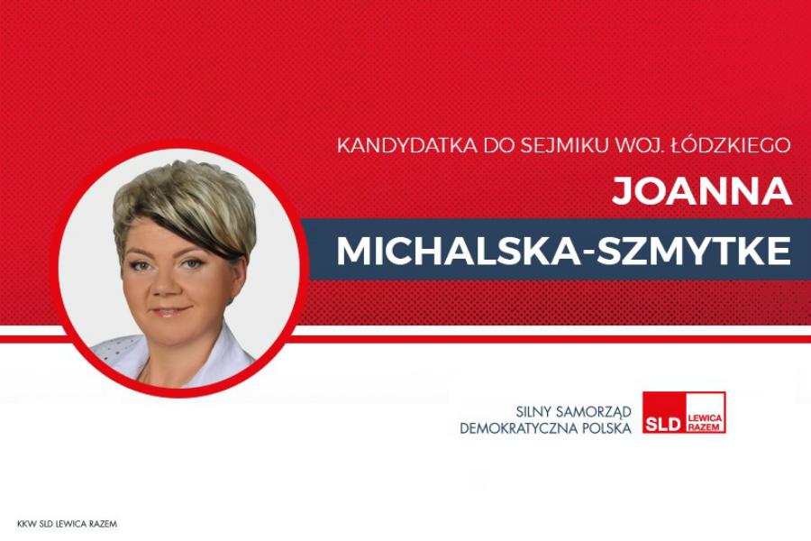 Michalska-Szmytke: Ludzie są moim napędem i motywacją do pracy