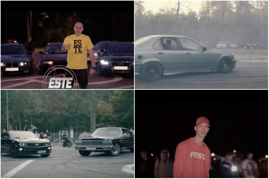 """Rap Lokal 6: """"Zadyma"""" w parku Wolności [VIDEO]"""