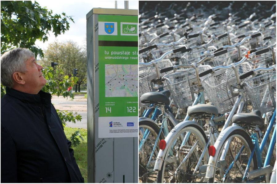 Na miejskim rowerze powitamy zimę, bo będzie całoroczny