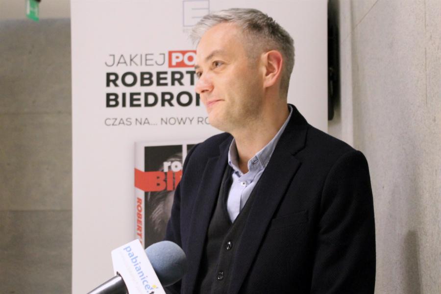 Robert Biedroń – wywiad tylko dla pabianice.tv [VIDEO]