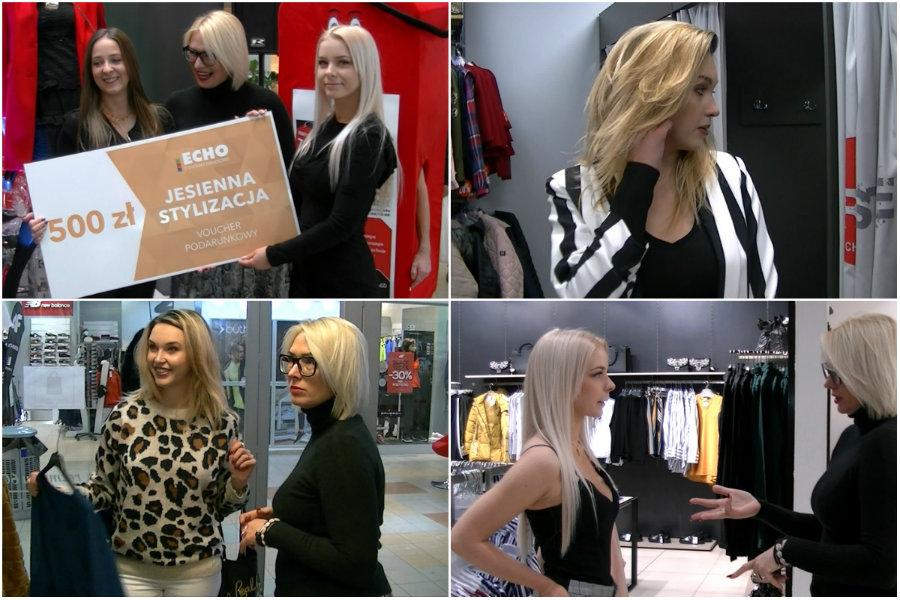 Roksana i Angelika wygrały zakupy ze stylistką [VIDEO]