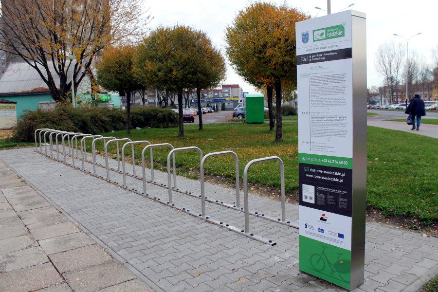 Stacje gotowe, ale gdzie obiecane miejskie rowery?