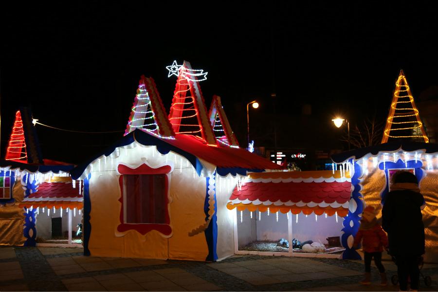 Świąteczne dekoracje z naszego powiatu [ZDJĘCIA]