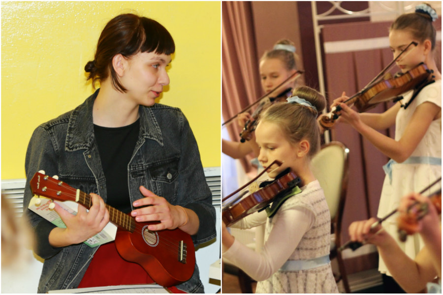 Nastolatka pouczyła władze powiatu. Teraz lepiej traktują młodych muzyków