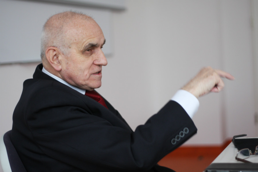 Pabianiczanin uhonorowany obok reżysera Jana Jakuba Kolskiego