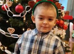 3-letni Adaś jest ciężko chory. Czeka go najważniejsza walka